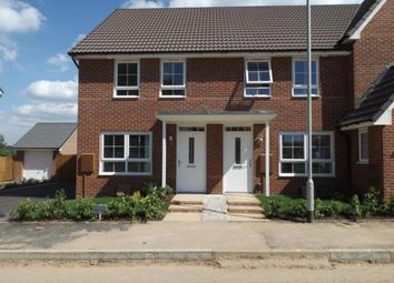 Thumbnail 2 bed end terrace house for sale in Piccadilly Close, Mansfield Woodhouse, Nottinghamshire