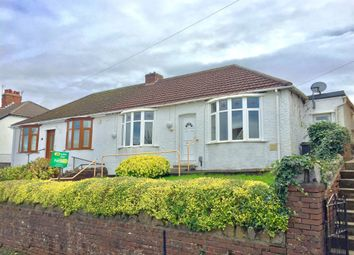 Thumbnail 3 bed semi-detached bungalow for sale in Old Road, Briton Ferry, Neath