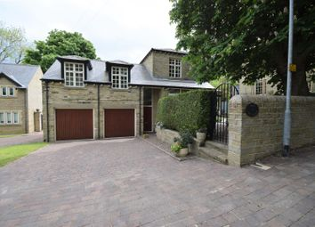 Thumbnail 4 bed detached house for sale in The Stables, 1 Norfolk Close, Edgerton, Huddersfield