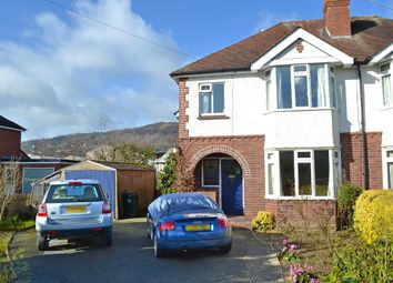 Thumbnail 3 bed semi-detached house to rent in Geraldine Road, Malvern