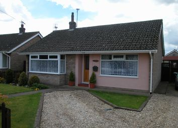 Thumbnail 2 bed detached bungalow for sale in St Edmund Road, Weeting