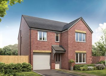 "Thumbnail 4 bed detached house for sale in ""The Kendal "" at Burlow Road, Harpur Hill, Buxton"