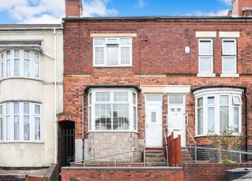 Thumbnail 3 bed terraced house for sale in Warren Road, Ward End, Birmingham, West Midlands