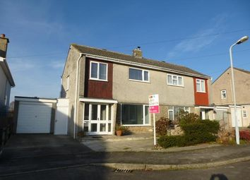 Thumbnail 3 bedroom property to rent in Homefield Close, Beckington, Frome