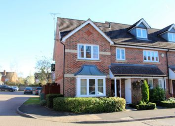 Thumbnail 4 bed end terrace house to rent in Dowles Green, Wokingham