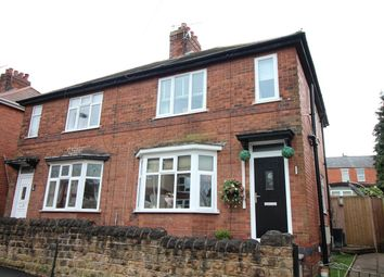 Thumbnail 3 bed semi-detached house for sale in Colston Road, Nottingham