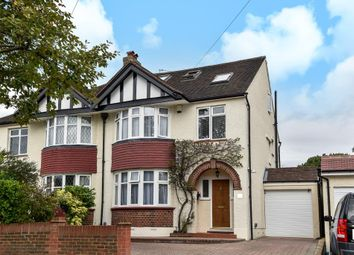 Thumbnail 5 bedroom semi-detached house for sale in Herne Road, Surbiton