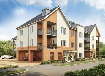 "Thumbnail 1 bed flat for sale in ""Kingfisher Court"" at Lady Margaret Road, Ifield, Crawley"