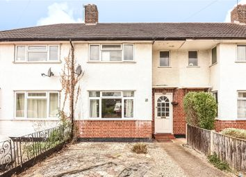 Thumbnail 3 bed terraced house for sale in Canfield Drive, South Ruislip, Middlesex