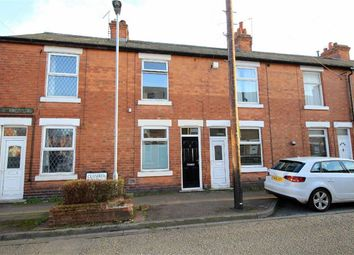 Thumbnail 2 bed terraced house for sale in Clumber Road, West Bridgford, Nottingham