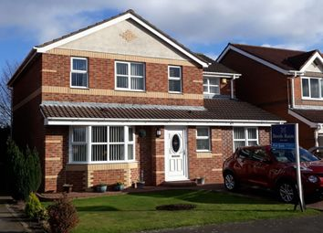 Thumbnail 4 bed detached house for sale in Brantwood, Chester Le Street