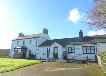 Thumbnail 5 bed detached house for sale in Maesycrugiau, Pencader, Carmarthenshire
