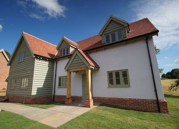 Thumbnail 4 bed detached house for sale in Mill Street, Middleton, Saxmundham
