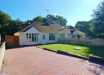 Thumbnail 2 bed semi-detached bungalow for sale in Whitegates, Whitemore, Congleton