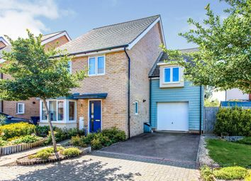 Thumbnail 4 bed semi-detached house for sale in Spitfire Road, Upper Cambourne, Cambridge