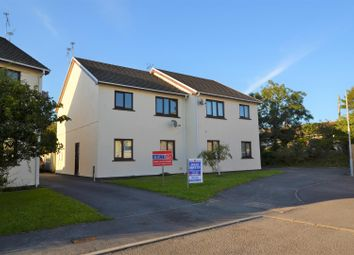 Thumbnail 2 bed flat for sale in Park Avenue, Kilgetty