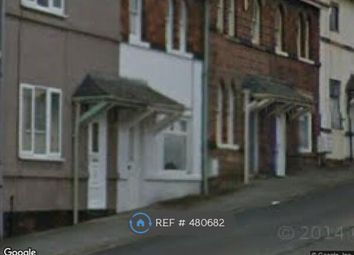 Thumbnail 3 bed terraced house to rent in Allport Terrace, Chesterfield.