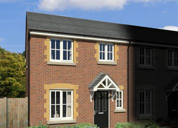 Thumbnail 3 bedroom end terrace house for sale in Ash Drive, South Molton
