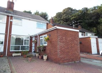 Thumbnail 3 bed semi-detached house for sale in Providence Court, Bagillt Road, Greenfield, Holywell
