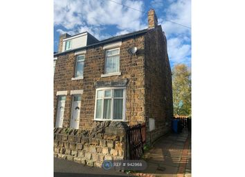 Thumbnail 3 bed end terrace house to rent in Fitzalan Road, Sheffield