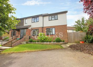 Thumbnail 4 bed semi-detached house for sale in Brandon Close, Billericay