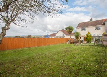 Thumbnail 3 bed semi-detached house for sale in Croydon Gardens, Plymouth