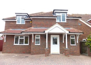 Thumbnail 4 bed detached house for sale in Second Avenue, Billericay