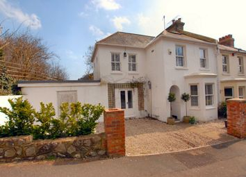 Thumbnail 3 bed terraced house for sale in Horn Street, Seabrook, Hythe