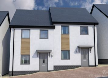 Thumbnail 2 bed semi-detached house for sale in Lavinia Drive, Plymouth, Devon