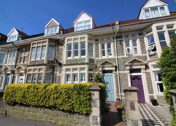 Thumbnail 5 bedroom terraced house for sale in Oldbury Court Road, Fishponds, Bristol