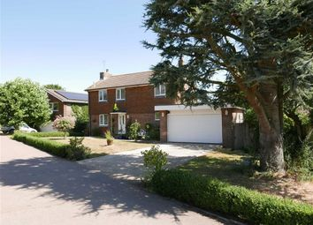 Thumbnail 4 bed detached house for sale in Badgers Dene, Mill Lane, Rodmell, East Sussex