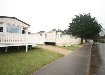 Thumbnail 2 bedroom property for sale in Delta Phoenix, Sandford Holiday Park, Poole, Dorset