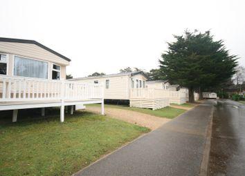 Thumbnail 2 bedroom mobile/park home for sale in Delta Phoenix, Sandford Holiday Park, Poole, Dorset