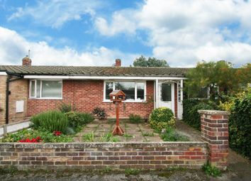 Thumbnail 1 bed bungalow to rent in The Moorlands, Benson
