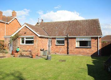 Thumbnail 2 bedroom detached bungalow for sale in Zeta Close, Horsey, Bridgwater