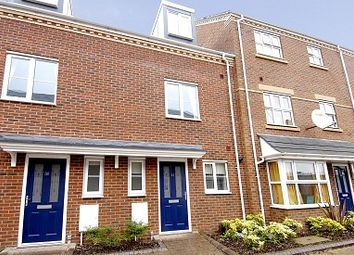 Thumbnail 3 bed town house to rent in Padbury Drive, Banbury