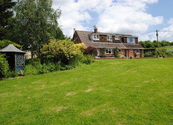 Thumbnail 4 bed detached house for sale in Kettle Lane, West Ashton, Wiltshire