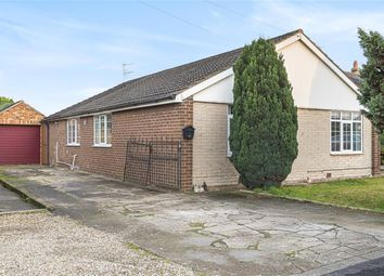3 bed detached bungalow for sale in Linden Way, Thorpe Willoughby, Selby YO8