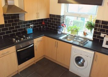 Thumbnail 4 bed terraced house to rent in Walmsley Road, Leeds, West Yorkshire