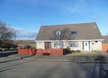 Thumbnail 2 bed semi-detached house for sale in Kinloch Drive, Motherwell