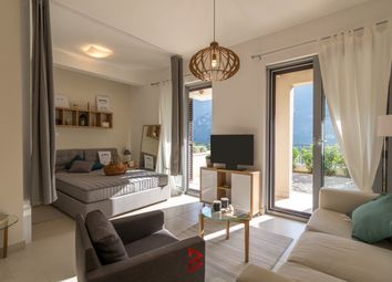Thumbnail 1 bed apartment for sale in Beautiful Studio Apartment With The Garden, Morinj, Kotor, Montenegro