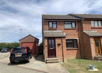 Thumbnail 3 bed end terrace house to rent in Elizabeth Way, Chickerell, Weymouth