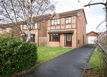 Thumbnail 3 bed detached house for sale in Shannon Close, Saltney, Chester