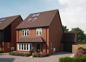 Thumbnail 4 bed link-detached house for sale in Bell Lane, Birdham, Chichester