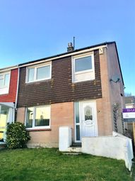 Thumbnail 3 bed end terrace house to rent in Manor Close, Ivybridge