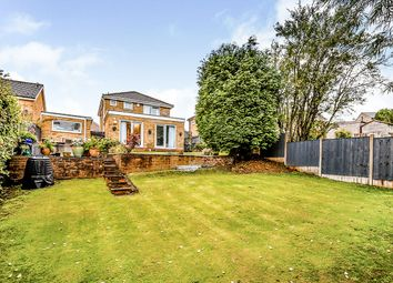 Thumbnail 3 bed detached house for sale in Park Drive, Shelley, Huddersfield, West Yorkshire