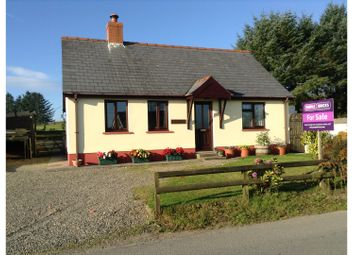 Thumbnail 2 bed detached bungalow for sale in Tegryn, Llanfyrnach
