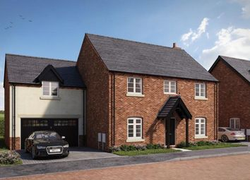 Thumbnail 5 bed detached house for sale in Upton Snodsbury Road, Pinvin, Worcestershire