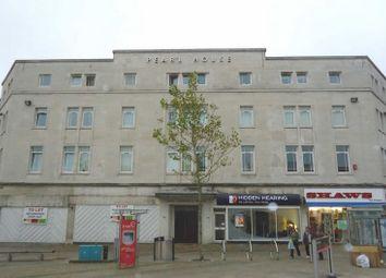 Thumbnail 1 bed flat to rent in Princess Way, Swansea