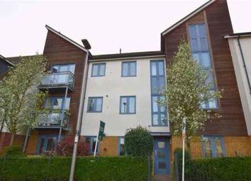 Thumbnail 2 bed flat to rent in Milton Road, Broughton, Milton Keynes